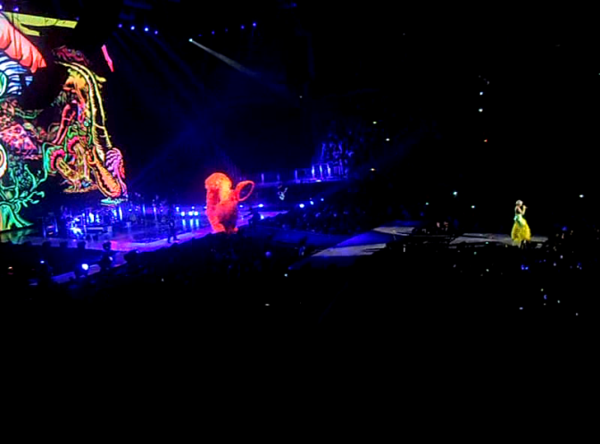 Miley Made My Birthday Present A Birthday Party (My Bangerz Tour Experience)