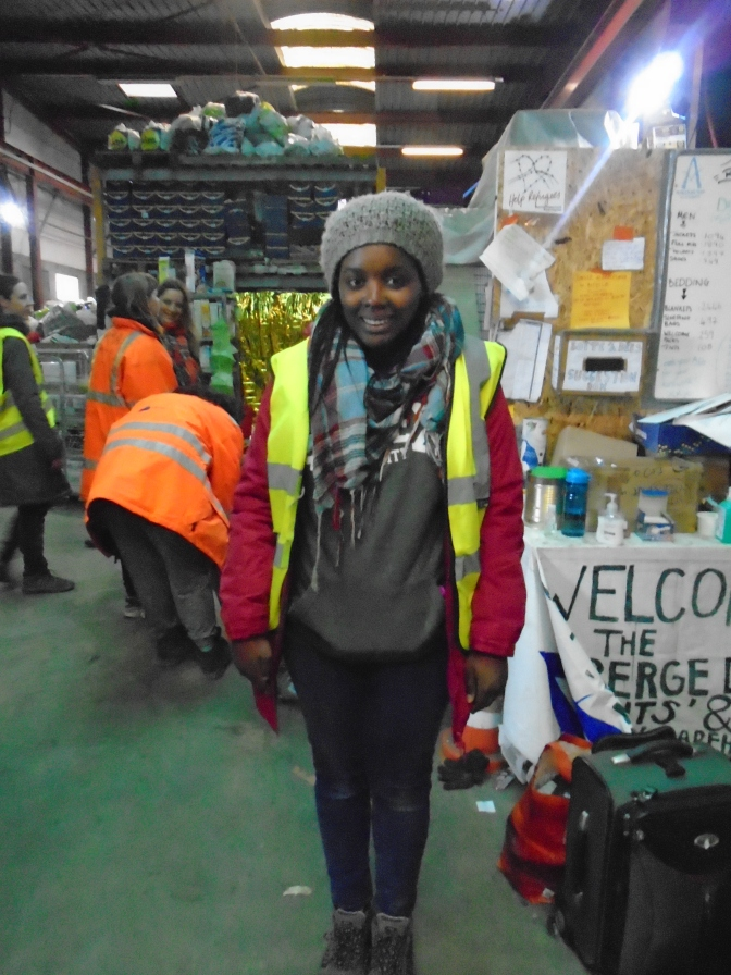 Trip to Calais & Dunkirk: Part 2. 'Arrival and Working in the Warehouse'