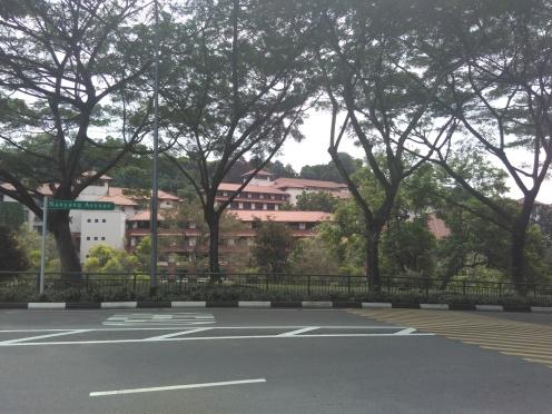 Hall near my Hall
