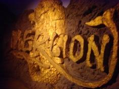 The Merlion (Inside)
