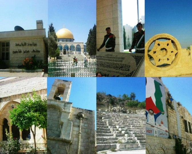 BZU Work Camp in Palestine: Part 2. Cities, Villages And Landmarks