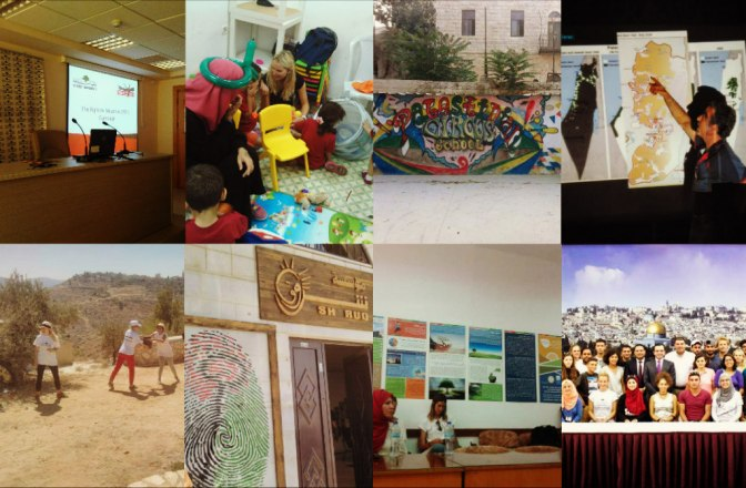 BZU Work Camp in Palestine: Part 3. Lectures, NGOs & Volunteering
