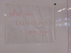 Decolonise Sussex Conference
