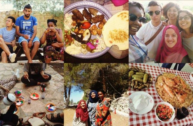 BZU Work Camp in Palestine: Part 4. Conversations, Living & Departure