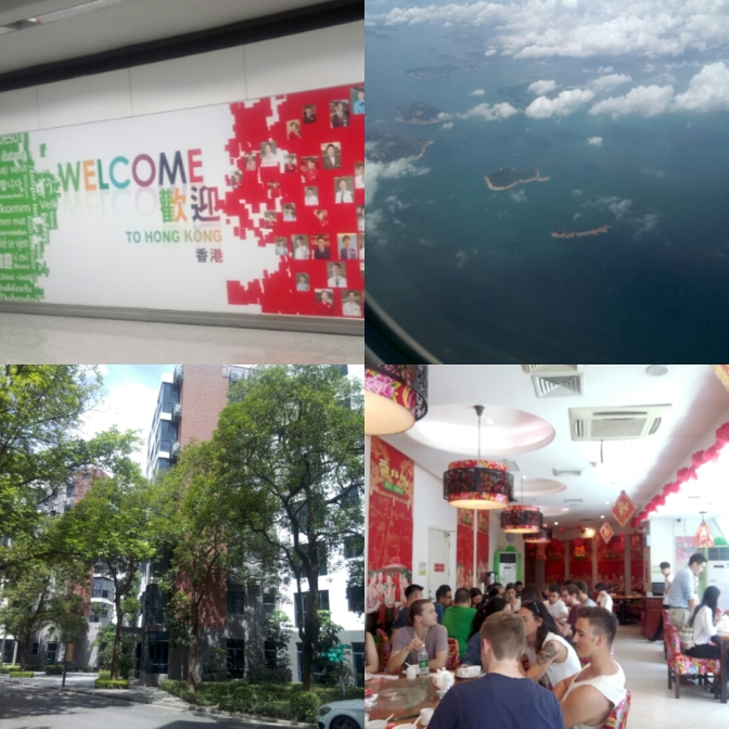 CRCC Asia Internship in Shenzhen: Part 1. Preparation, Arrival and Induction