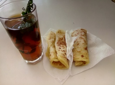 Meloui and Moroccan tea