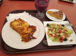 Lunches I had whilst interning at the think tank! Loved all of them!